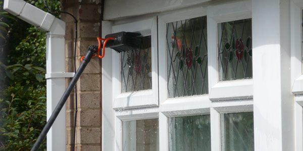 Domestic window cleaning Pevensey Bay